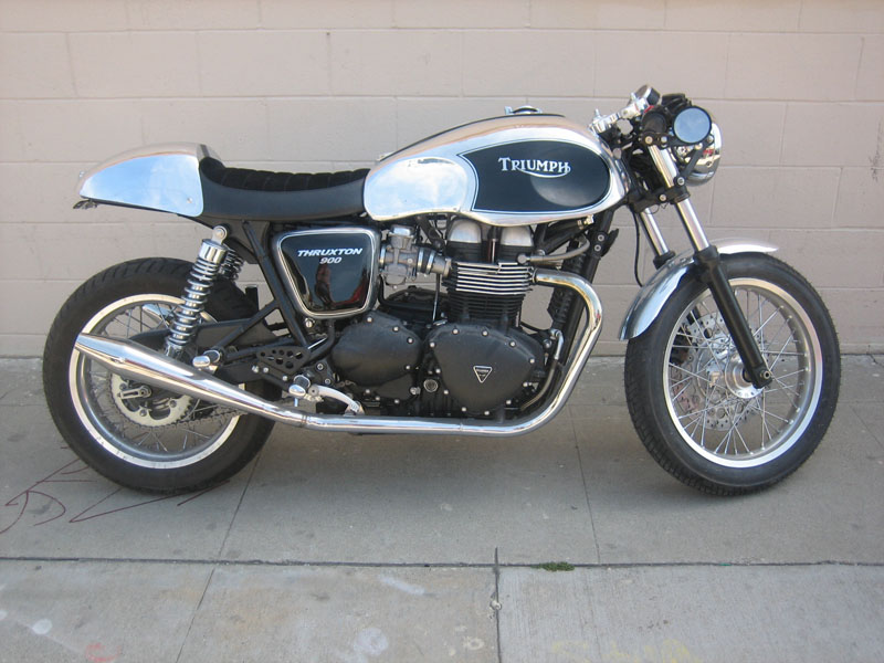 Triumph motorcycles motorcycles and vintage motorcycles for Garage auto bonneville