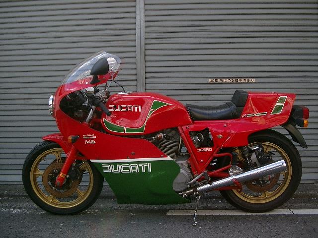 Ducati Mhr Mille