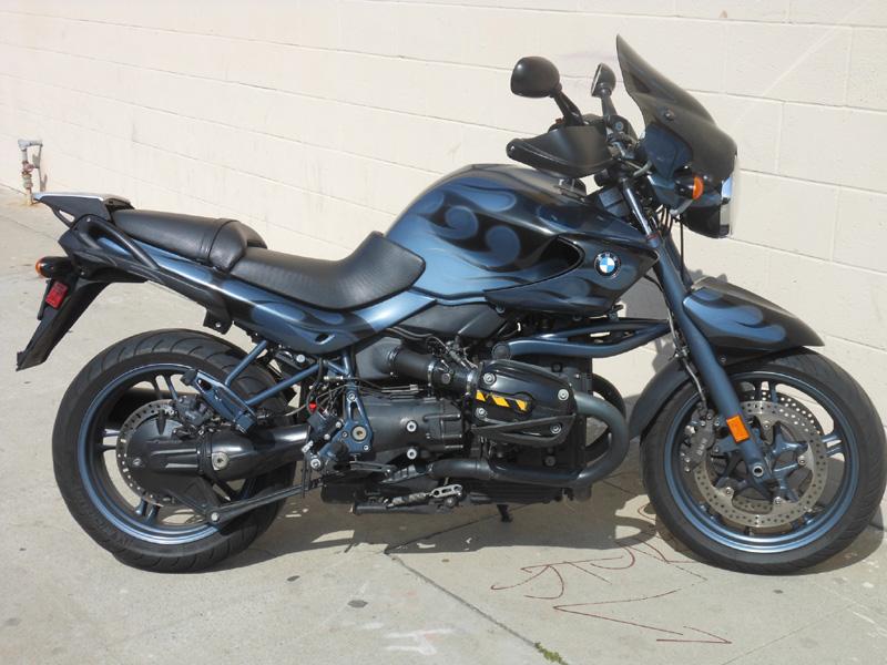 Garage company bikes 2004 bmw r1150r