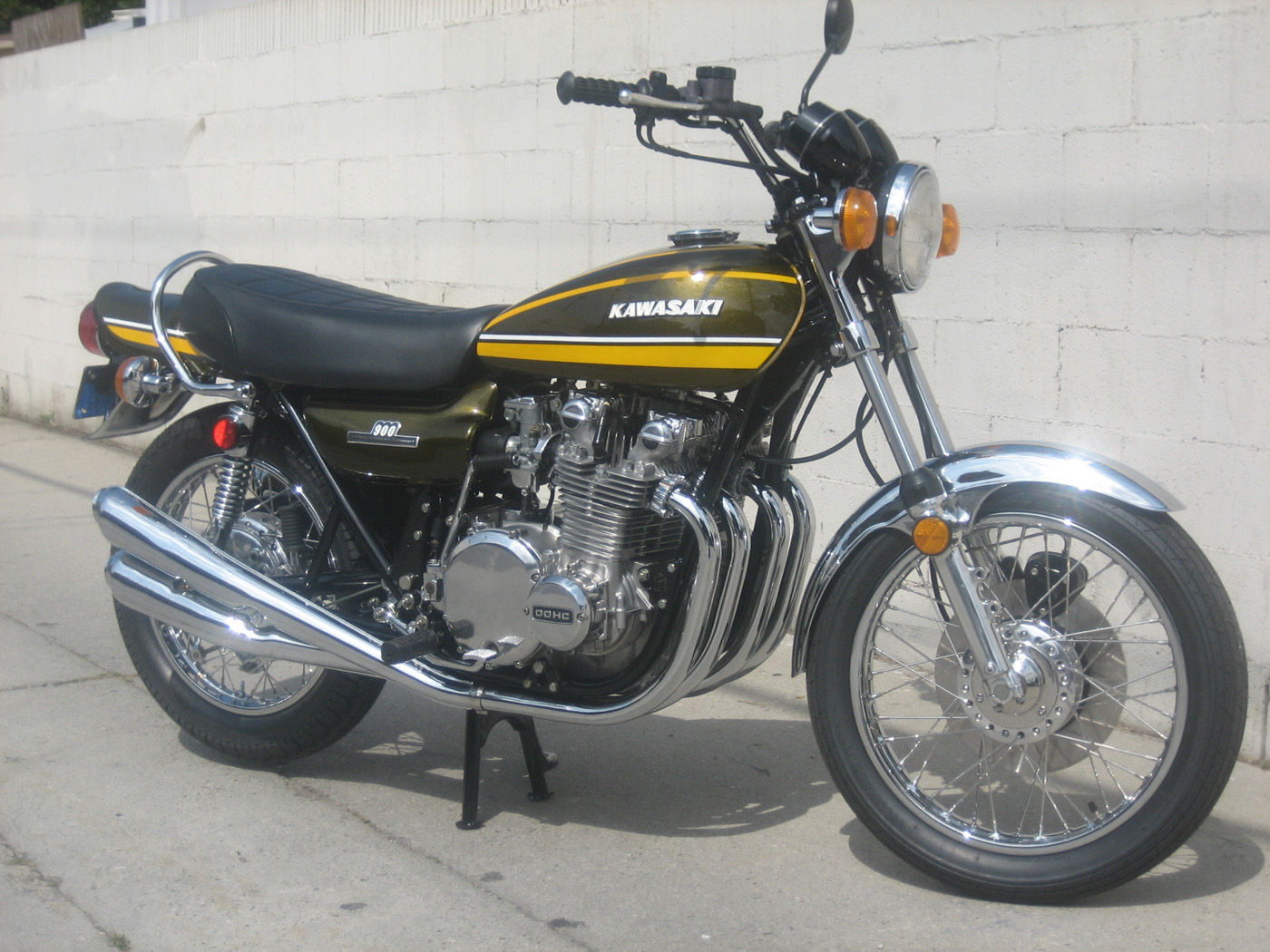 garage company bikes honda cb750 sandcast. Black Bedroom Furniture Sets. Home Design Ideas