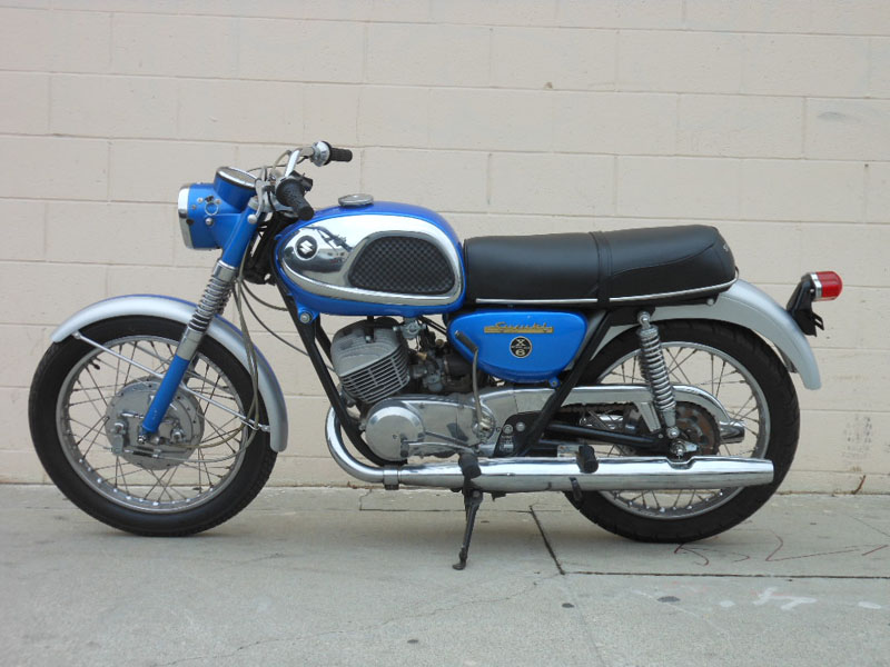 Garage Company Bikes Suzuki T20 Avenger