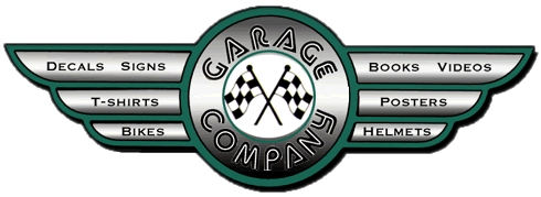 Garage Company Logo